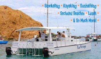 La Gringa Boat Tours
